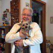 Falscher Polizist ließ nur Hund Maxi zurück