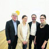 Viele neue Partner für Kunstmuseum Vaduz