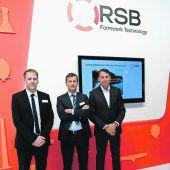 RSB schalt sich mit Innovationen nach oben