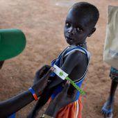 Südsudan schlittert in Hungerkatastrophe