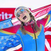 Shiffrins Aufstieg vom Wunderkind zur Rekordfrau im Skizirkus