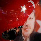Widerstand gegen Auftritt von Erdogan