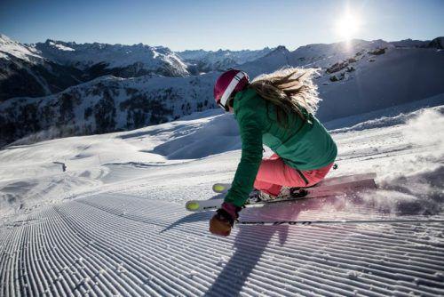 Das Warten hat ein Ende: Morgen, Samstag, startet das heurige Skivergnügen auf den frisch präparierten Pisten der Silvretta Monrafon. Zangerl