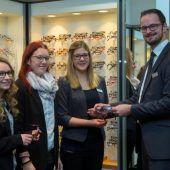 Optikerberuf: Karriere mit Durchblick