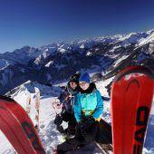 Skitage wie aus dem Bilderbuch