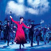 Mary Poppins, das beliebteste Kindermädchen