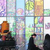 Rachel Rose macht das Kunsthaus Bregenz zur Kathedrale