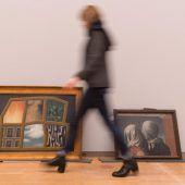 Magritte schätzte die Kauffmann
