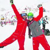 Christine Scheyer feiert in St. Moritz ihre WM-Premiere