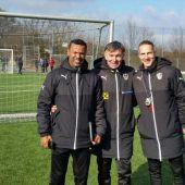 Wiedersehen beim UEFA-Pro-Lizenz-Kurs