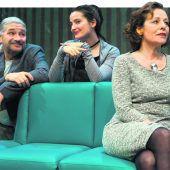 Uraufführung von Monika Helfer im Bregenzer Theater Kosmos