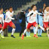 Bullen-Nachwuchs schaltet in Youth-League Manchester City aus