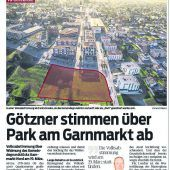 Mehr Grünflächen im Zentrum von Götzis
