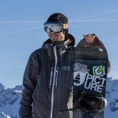 Stuntman, Snowboarder und Teilzeit-Veganer