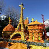 84. Zitronenfest in Menton