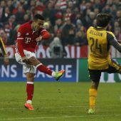 Entfesselte Bayern: Glanzvolles 5:1 gegen überfordertes Arsenal