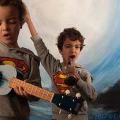 Muscialtraining für Kinder ab acht Jahren