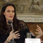 Angelina Jolie stellte ihren neuen Film vor
