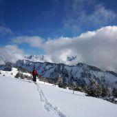Skitourengehen in der Bregenzerwälder Bergwelt