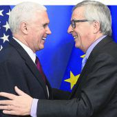 US-Vizepräsident Pence versichert EU weiterhin Partnerschaft