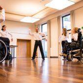 Tanzen für Menschen mit und ohne Handicap
