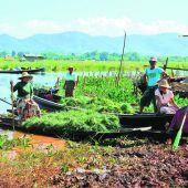 Auf den Spuren Orwells in Burma