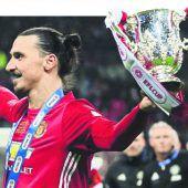 Ibrahimovic-Show bei Ligapokal-Sieg von Manchester United