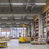 Mehr Licht für den Logistikriesen
