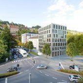 AK baut City Office an der Bärenkreuzung in Feldkirch