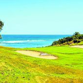 Golfen mit toller Aussicht