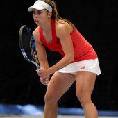 Turniersieg für Julia Grabher