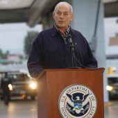 Verschärfte Razzien gegen illegale Einwanderer
