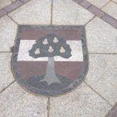 Ein Wappen aus dem Jahr 1655