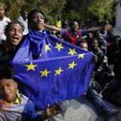 500 Migranten stürmen spanische Exklave Ceuta