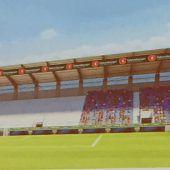 Stadionbau in der Warteschleife