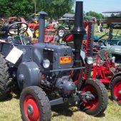 Traktoren zählten zu ihrer Lieblingsbeute