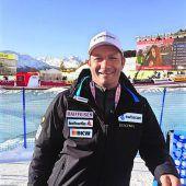 Ein Vorarlberger hilft den Schweizer Skistars auf die Sprünge