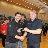 Jungkicker aus Lustenau gewinnen Futsal-Finale