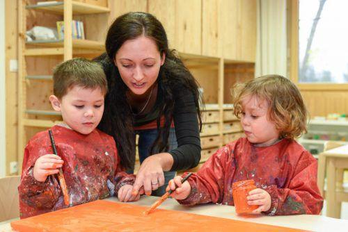 Kinder jeden Alters sollen sich in einer Betreuungseinrichtung wohlfühlen und das Geschehen mitgestalten können. Foto: stiplovsek