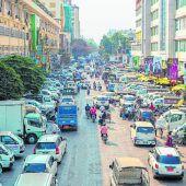 Überschätzt: Mandalay
