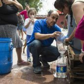 Trinkwasser-Notstand nach Unwetter in Chile