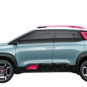 Citroën zeigt in Genf sein erstes Mini-SUV