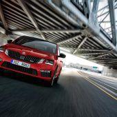 Neuer Octavia RS: Ein Plus an Sportlichkeit