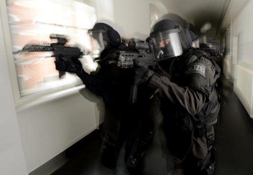 Auch das Sondereinsatzkommando Cobra war bei den Razzien in der rechtsextremen Szene beteiligt. apa