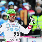 Jansrud legte zu Hause vor, Kröll sagte in Kvitfjell ade