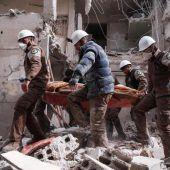 Neuer Anlauf für ein Ende des Syrien-Kriegs