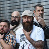 Bart tragen ist eine Lebenseinstellung
