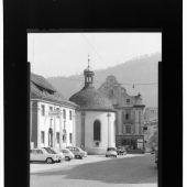 vorarlberg einst und jetzt. Nepomukkapelle in Bregenz
