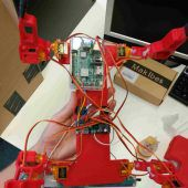 Elektronik-Lehrlinge präsentieren ihre Projekte