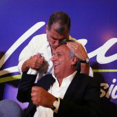Linker Kandidat Moreno siegt bei Wahl in Ecuador